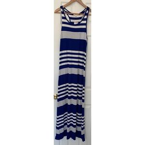 NWT Roller coaster Maxi Dress